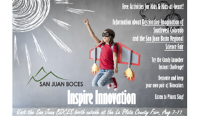San Juan Basin Regional Science Fair @ La Plata County Fair | Durango | Colorado | United States