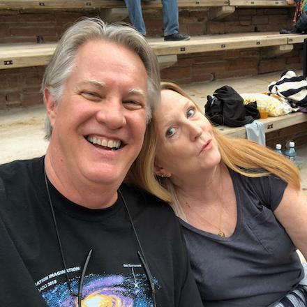Bob and Debi Tipton